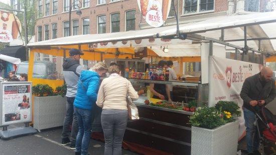 Photo of Dapper Markt in Amsterdam, , NL
