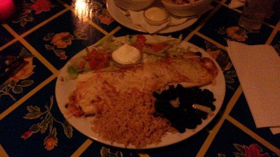Cantina Mexicana: my burrito con carne