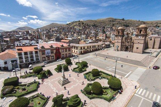 HOTEL HACIENDA PLAZA DE ARMAS (Puno, Peru) - Otel Yorumları ve Fiyat  Karşılaştırması - Tripadvisor
