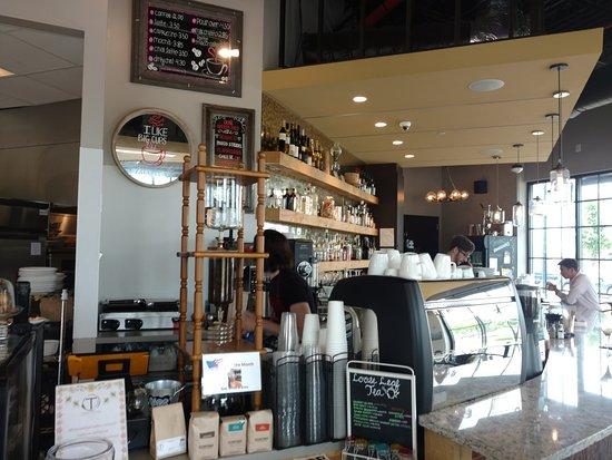 Gainesville, Wirginia: Trummer's Coffee & Wine Bar