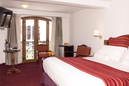 Hotel Hacienda Plaza de Armas Photo