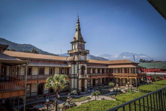 Orizaba, เม็กซิโก: Palacio de Hierro majestuoso.