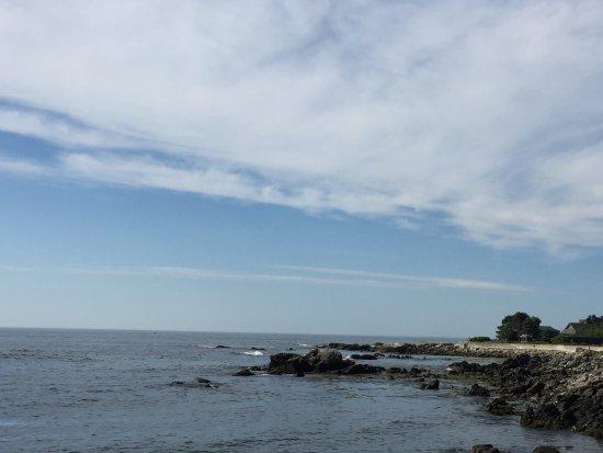 Kennebunkport, ME: Calming view of ocean