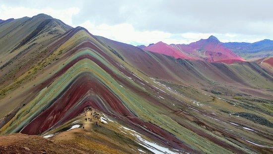Cusco Region, Peru: Montaña de Siete Colores