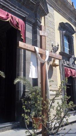 """Chiesa Madre """"S. Maria delle Grazie"""": Chiesa Madre """"S. Maria delle Grazie - Linguaglossa."""