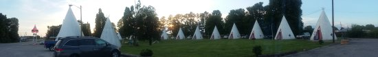 Wigwam Village Inn #2: 20170630_193900_large.jpg