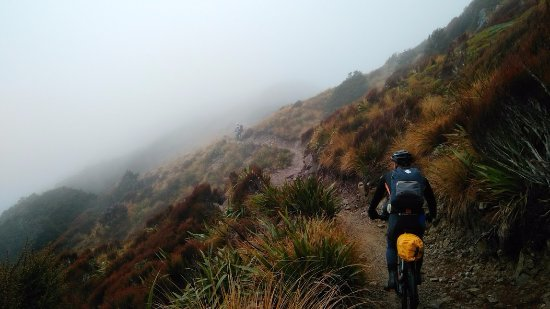 Westport, New Zealand: On the way to Ghost Lake Hut