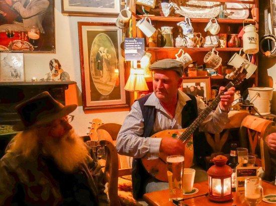 Carrick, Irlande : Musicians