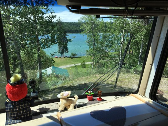 Lac La Hache, Canada: Crystal Springs Resort