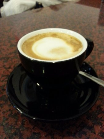 Cafe Irubi : Cafe con leche