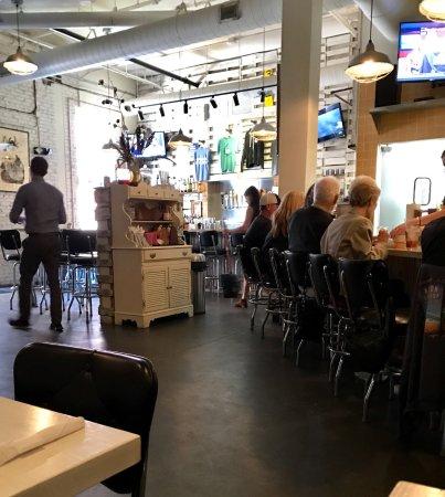 Kinston, NC: The Boiler Room Oyster Bar