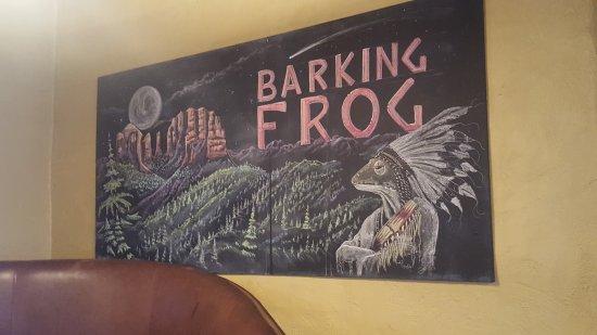 Barking Frog Grille: 20170701_140104_large.jpg