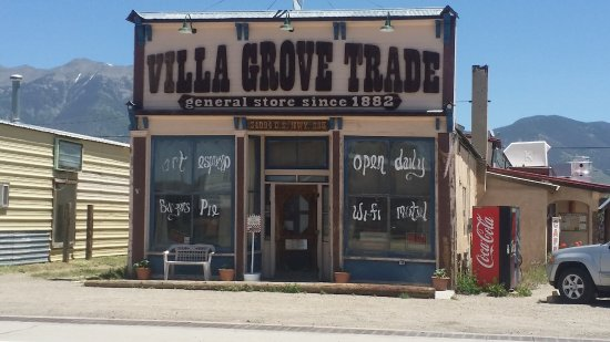Villa Grove, Колорадо: A Must Stop!