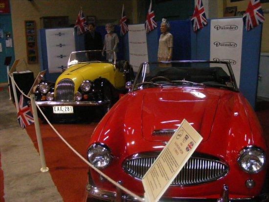 Maffra, Australia: New display open, Best of British.