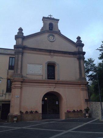 Vibo Valentia, Italy: Facciata esterna Chiesa di San'Antonio