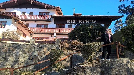 Hotel Las Verbenas : FRENTE del Hotel