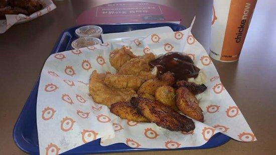 San Ysidro, Καλιφόρνια: Chicken Now.