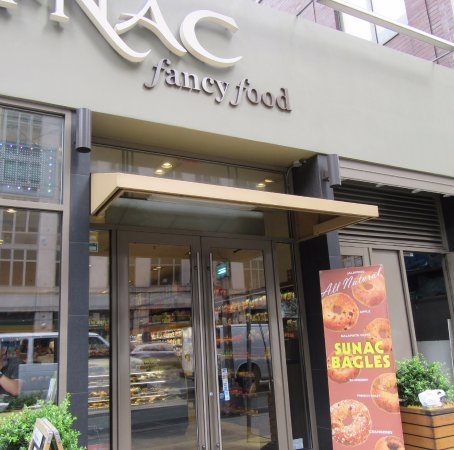 Sunac Natural Food: check out this spot, folks