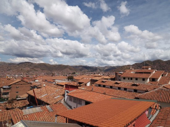 Andenes al Cielo: View from rooftop terrace