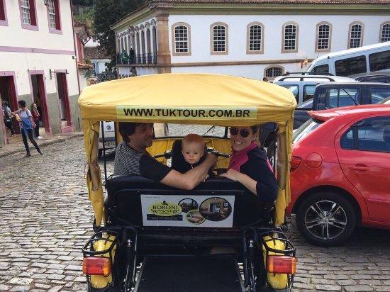 Tuk Tour Ouro Preto