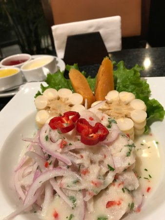 Best ceviche ever!