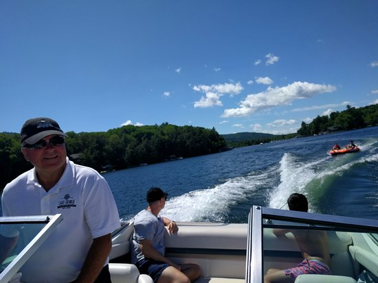 Lake George Island Boat Tours