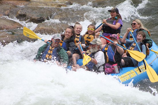 Mountain Waters Rafting & Adventure Company