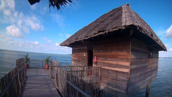 Sugi Island, Indonésie : C1 challet