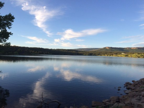 Majestic Dude Ranch : Majestic Lake (Not real name)