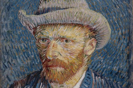 Skip the Line: Van Gogh Museum with Amsterdam Hop-On Hop-Off Bus Tour