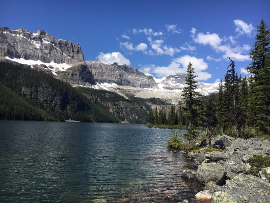 Photo1 Jpg Picture Of Boom Lake Banff National Park