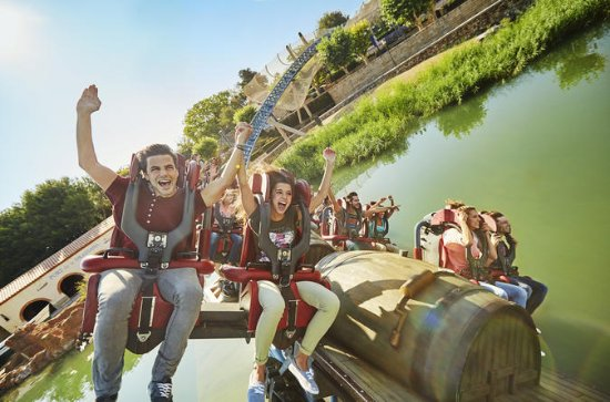Inngangsbillett for PortAventura...