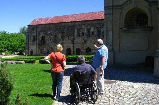 Wieliczka Salt Mine: Wheelchair...
