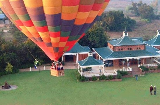 Magaliesburg Balloon Safari from...