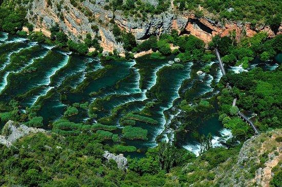 プライベートエクスカーション:Dubrovnikの国立公園KrkaとSibe…