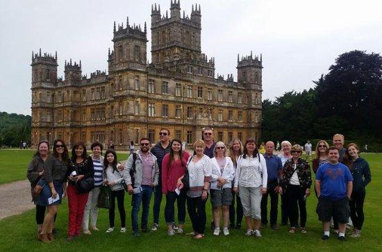 Downton Abbey Tour, y compris les...