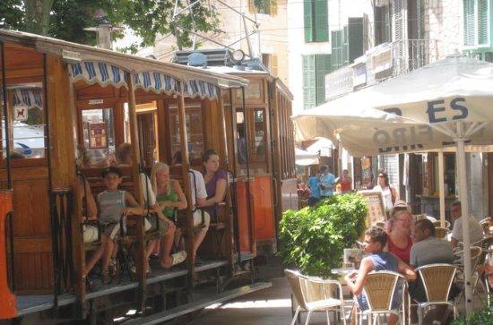 Mallorca Insel Tour mit Zug &amp...