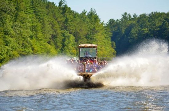 1-Hour Guided WildThing Jet Boat Tour