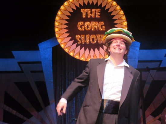 The Gaslight Theatre: The Gong Show olio...Chuck Barris lives???