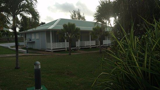 Esmeralda Resort : Home for the week--very nice