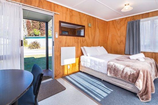Turangi, New Zealand: Standard Cabin