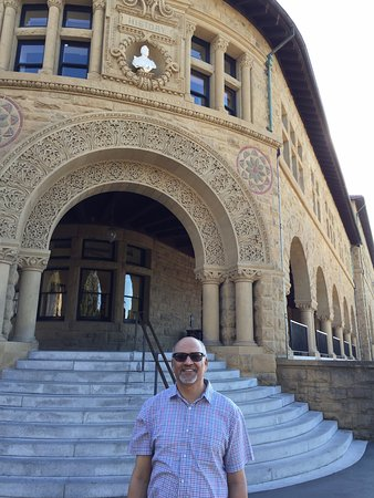 Пало-Альто, Калифорния: Stanford visit - July 2017