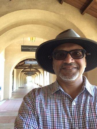 Palo Alto, CA: One of the many corridors