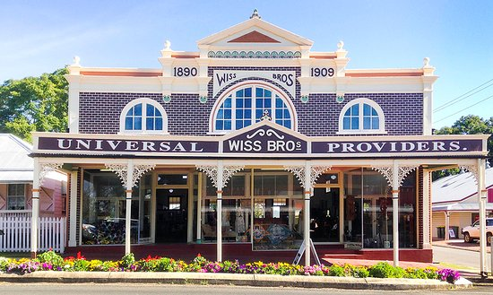 Kalbar, أستراليا: Wiss Emporium - Kalbar
