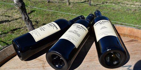 Mount Broke red wines