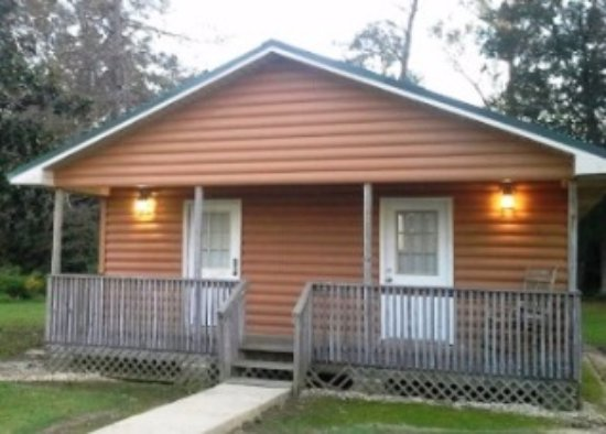 Amite, Луизиана: Our cabins for rent