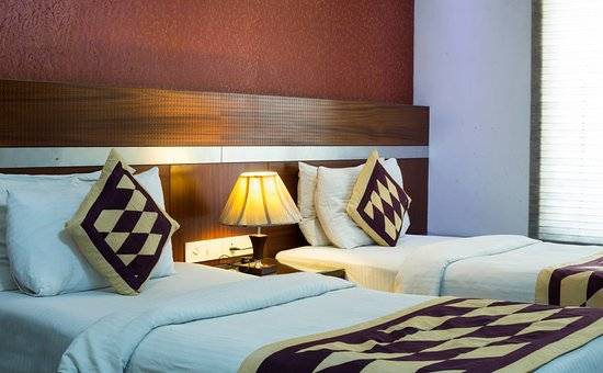 Hotel Krishna: Standard Double or Twin Room