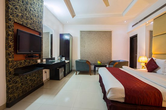 Hotel Krishna: Executive Room
