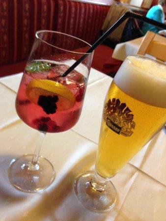 Sankt Margarethen im Lungau, Αυστρία: Getränke