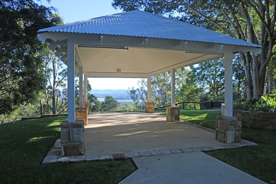 Clear Mountain, Australia: Undercover outdoor function area